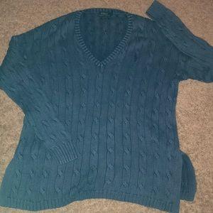 Polo by Ralph Lauren Sweaters - Ralph Lauren polo long sleeve sweater women's sm